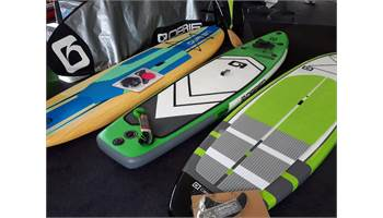 2017 Stand Up Paddleboard