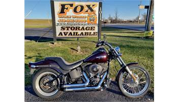 2006 FXSTBI Softail Night Train