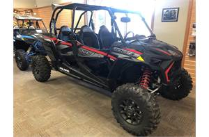 RZR XP® 4 1000 - Black Pearl