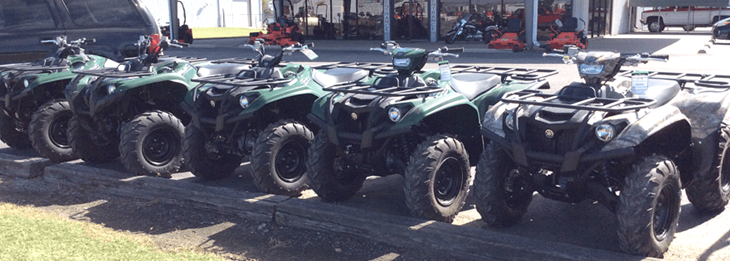 four wheelers atv