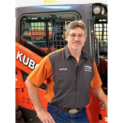Lemuel Brown, IV - Service Manager - Kubota