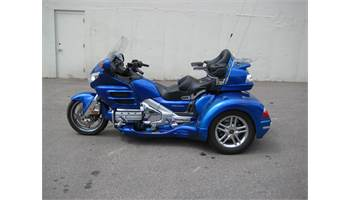 2008 Gold Wing Premium Audio Trike