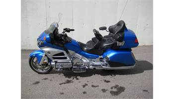 2012 Gold Wing - Audio Comfort