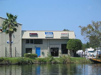 Parts and Service Department