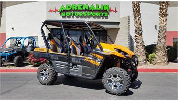 2019 TERYX4 LE - Adrenalin Family Pricing!