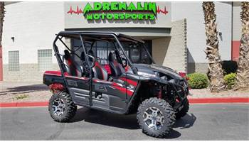 2019 TERYX4 LE - Adrenalin Family Pricing