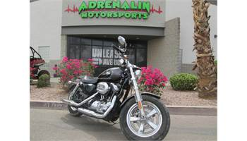 2014 XL SPORTSTER 1200 CUSTOM CLEAN BIKE