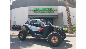 2019 Can-Am MAVERICK X3 XRS 172 HP