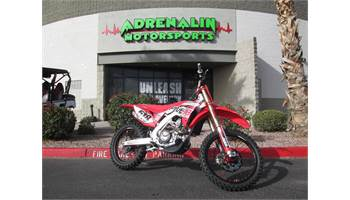 2017 CRF 450 R - Lots of extras!!! Low hours!!!