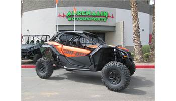 2019 Maverick X3 XRS Turbo R - DPS, Fox Suspension, 172 HP