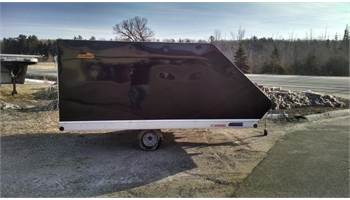 2015 12 REAR RAMP TRAILER