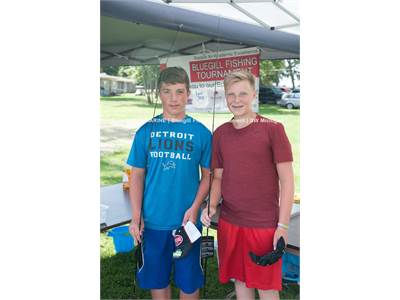 Bluegill Fishing Tournament