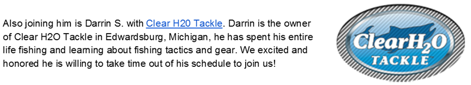 ClearH20 Tackle