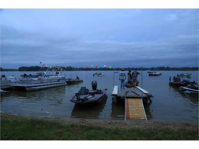 2019 Bluegill Fishing Tournament
