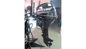 NEW 9.9hp Mercury Fourstroke Manual Start Outboard