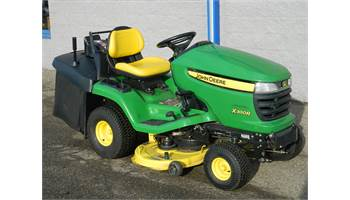"2010 X300R-42"" Rear Discharge Mower"