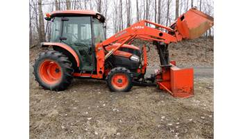 L3540HSTC CAB TRACTOR W/LOADER/SNOWBLOWER