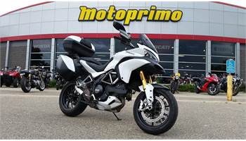 2011 MULTISTRADA 1200S TOURING