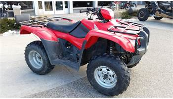 2013 FOURTRAX FOREMAN 4X4