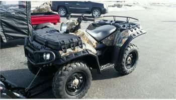 2011 Sportsman XP 850  Camo