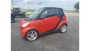 2008 Smart For Two Cabriolet TURBO