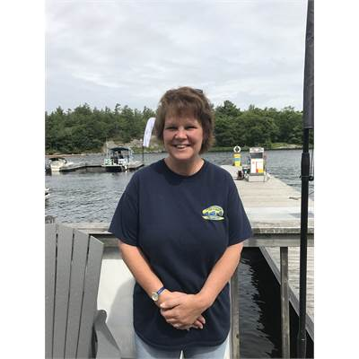 Ramona West - Dockside Fish N Chips Manager