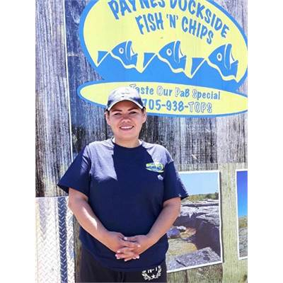 Serena Jones - Dockside Fish N Chips Asst Manager