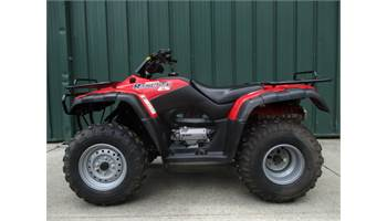 2002 FOR SALE 2002 HONDA RANCHER 350ES. SUPER LOW MILES WITH REVERSE