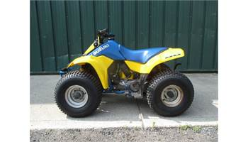 1987 FOR SALE NICE SUZUKI LT 80 YOUTH QUAD