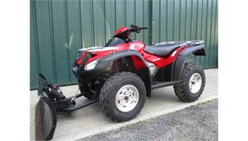2004 FOR SALE 2004 HONDA RINCON TRX 650 4X4 WITH A PLOW