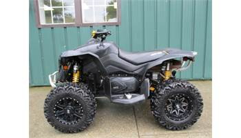 2014 CAN-AM RENEGADE 4X4 1000 XXC POWER STEERING, TIRE AND RIM KIT, BIG GUNS EXHAUST. CLEAN