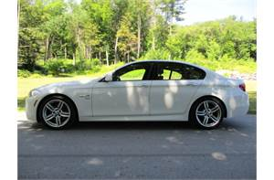 BMW 535XI AWD ONE OWNER! CLEAN CAR FAX LOADED WITH ALL THE OPTIONS