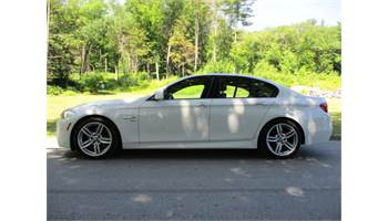 2012 BMW 535XI AWD ONE OWNER! CLEAN CAR FAX LOADED WITH ALL THE OPTIONS