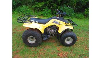 2001 QUADRUNNER LT160 VERY NICE STARTER MACHINE