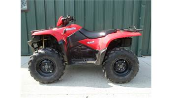 2008 SUZUKI KING QUAD 450AXI