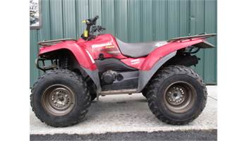 2004 PRAIRIE 360 RED 4X4 ATV CLEAN AND READY TO GO.
