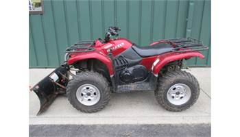 2004 YAMAHA GRIZZLY 660 LIMITED EDITION WITH WINCH AND PLOW