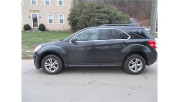 2015 CHEVY EQUINOX, LT TRIM PACKAGE, 4CL, AUTOMATIC, LOADED, BUY AND DRIVE, NONE SMOKER.