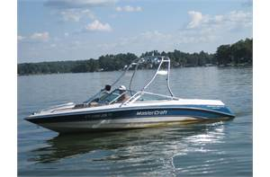 MARISTAR 225VRS LOADED WAKEBOARD BOAT