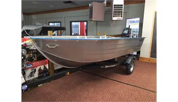 2019 VW14 w/ Mercury 9.9 rope & Shoreland'r Trailer