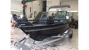 2019 1625 Fury XL Sport w/Mercury 60 & Shoreland'r trailer