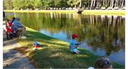 Prime W.A.T.E.R Anglers Kids Fishing Day