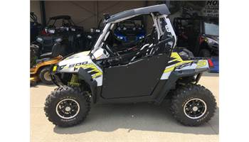2014 RZR® 800 EPS - White Lightning LE