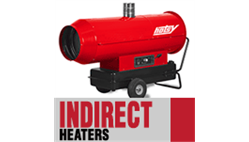 2017 RedHot Cannon Portable forced-air Heater