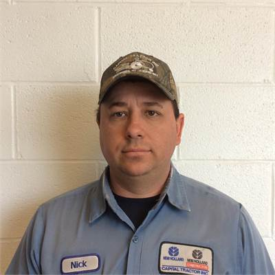 Nick Andrew - Road Service Tech