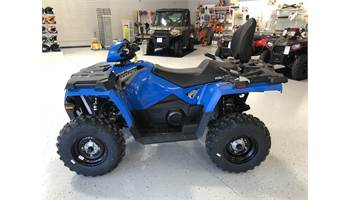 2019 Sportsman® Touring 570 EPS - Velocity Blue