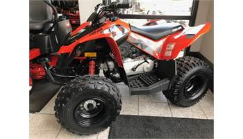 2018 3KJA ATV DS 70-4ST R 18