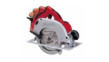 "6394-21 7-1/4"" Circular Saw with QUIK-LOK® cord, Brake and Case"