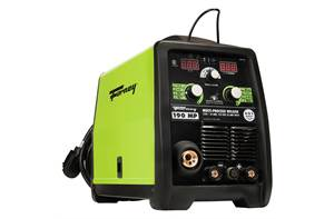 "Forney 190 MP Welder, ""3-in-1"" Multiple Welding Processes"