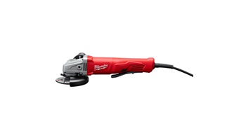 6142-30 11 Amp Corded 4-1/2 in. Small Angle Grinder with Lock-On Paddle Switch